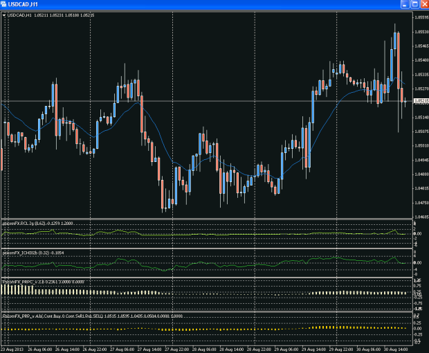 usdcad h1 30/08/2013